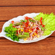 leckeren salat — Stockfoto