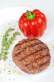 Beef steak — Foto de Stock