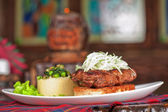 Gourmet steak meat — Stock Photo