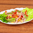 leckeren salat — Stockfoto #47021171