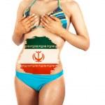 Постер, плакат: Iran girl