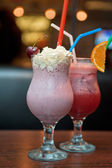 Cocktails milkshake — Foto Stock