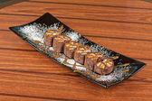 Choklad rulle — Stockfoto