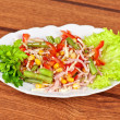 Tasty salad — Stock Photo #50228653