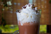Coffee mocha — Stock Photo