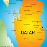 Постер, плакат: Qatar country