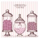 Candy shop — Stock Vector #44318871
