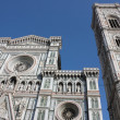 Florence Cathedral The Basilica di Santa Maria del Fiore — Stock Photo