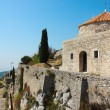 Stock Photo: Fortress Klis near Split