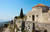 Fortress Klis near Split — Stock Photo