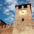 Castelvecchio in Verona — Stock Photo