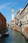 威尼斯圣 giorgio dei 订造塔 — 图库照片
