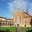San Bernardino church in Verona - Stock Photo