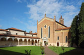 San Bernardino church in Verona — Stock Photo