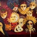 ������, ������: Venetian Masks