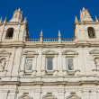 Monastery of Sao Vicente de Fora Facade — Stock Photo