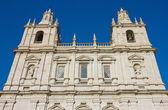 Monastery of Sao Vicente de Fora Facade — Stock Photo