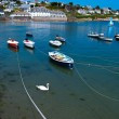 St Mawes, Near Falmouth, Cornwall. — Stock Photo