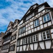 Half-timbered houses in Strasbourg, Alsace, France — Stock Photo #25833565