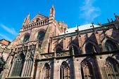 Strasbourg Cathedral - Notre Dame de Strasbourg — Stock Photo