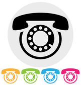 Phone icon — Stock Vector
