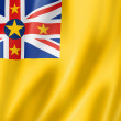 Niue flag — Stock Photo #23799969