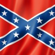 Confederate flag — Stock Photo #24860493