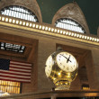 Grand Central Terminal Clock — Stock Photo #13355305