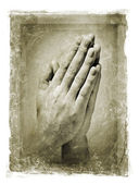 Prayer — Stock Photo