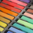 Stock Photo: Pastels
