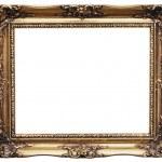Golden Frame — Stock Photo #15325367