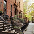 Stock Photo: brooklyn heights