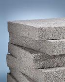 Cellulose insulation — Stock Photo