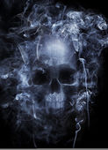 Hazardous Smoke — Stock Photo