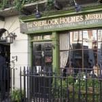 The Sherlock Holmes Museum — Stock Photo