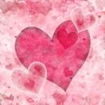 Hearts card — Stock Photo #21557765