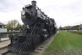 ヴィンテージ蒸気機関車 — ストック写真