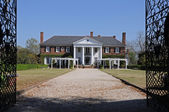 Boone Hall Plantation in Charleston South Carolina — Stock Photo