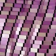 Stock Photo: Abstract violet tesseraes background