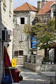 Casas de piedra — Foto de Stock