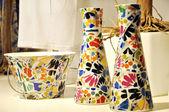 Bellissimo vaso in ceramica — Foto Stock