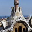 Park guell — Stock Photo #28471921