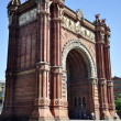 BarcelonArch of Triumph — Stock Photo #30140565