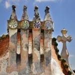 Barcelona Architecture — Stock Photo