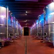 Stock Photo: Italy: winemaking (franciacorta)