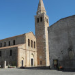 Churc (Basilica) of Sant'Eufemia (Grado) — Stock Photo