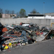 Stock Photo: Italian Recycling center (Raee)