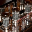 Stock Photo: Tube amp (amplifier)