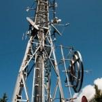 Communication Tower: Gsm, Umts, 3G and radio — Stock Photo #6762017