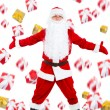 Stock Photo: Santclause creative design